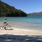 Marlborough Sounds - mountain biking