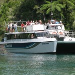 Scenic cruise & Abel Tasman water taxi