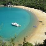 Picture perfect Te Puketea beach
