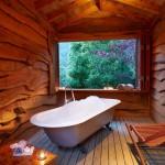 Honeymoon suite at The Resurgence